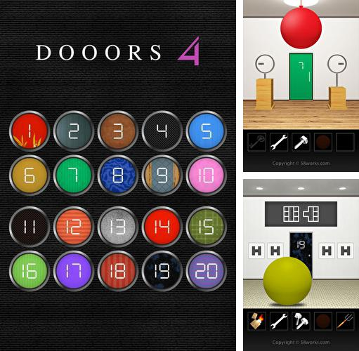 Dooors 4: Room escape game
