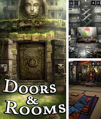 Doors and rooms: Escape games