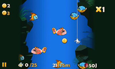 Гра Doraemon Fishing 2 на Android - повна версія.