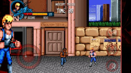 Double dragon: Trilogy screenshot 2
