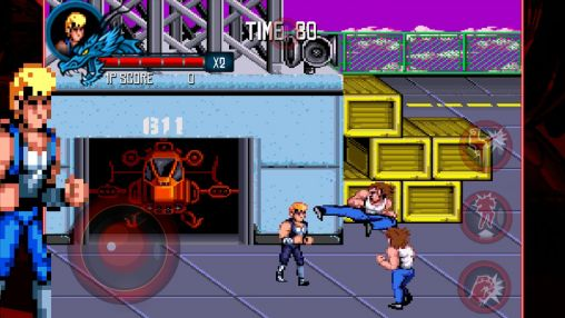 Double dragon: Trilogy screenshot 3