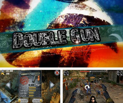 In addition to the game Double 200х - Two hundred pay: Slot machine for Android phones and tablets, you can also download Double gun for free.