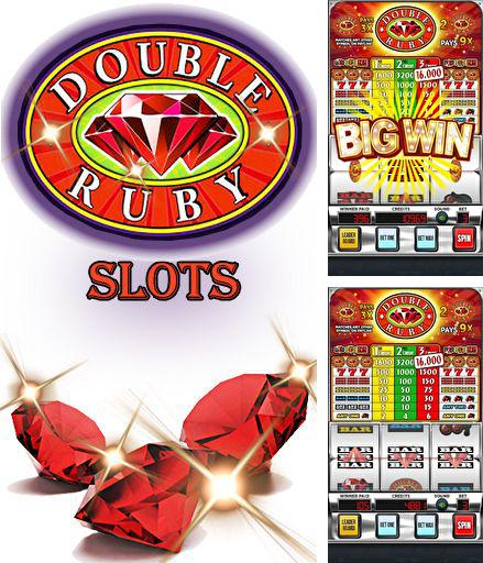 In addition to the game Double 200х - Two hundred pay: Slot machine for Android phones and tablets, you can also download Double ruby: Slots for free.