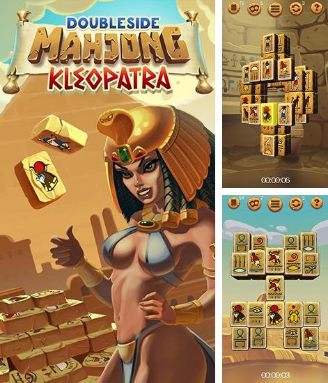 Double-sided mahjong Cleopatra
