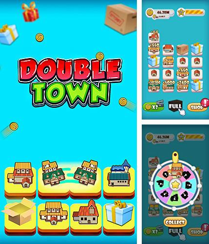 Double town: Merge