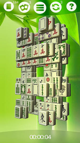 Doubleside zen mahjong screenshot 1