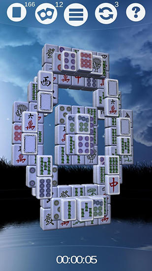 Doubleside zen mahjong screenshot 2