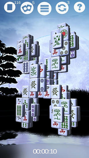 Doubleside zen mahjong screenshot 3