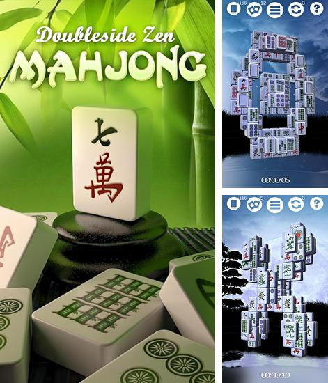 In addition to the game Hungry Cat Mahjong for Android phones and tablets, you can also download Doubleside zen mahjong for free.