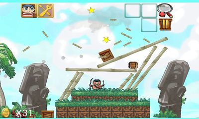 Screenshots von Down With The Ship für Android-Tablet, Smartphone.