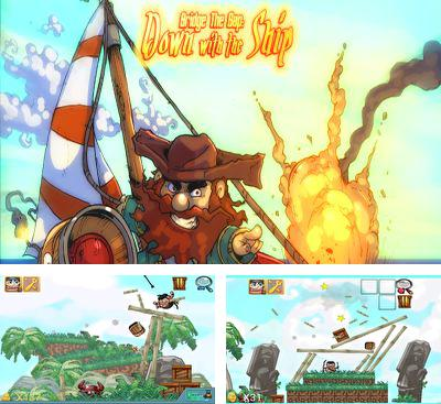 In addition to the game Chicken Raid for Android phones and tablets, you can also download Down With The Ship for free.