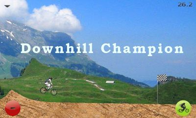 Downhill Champion poster