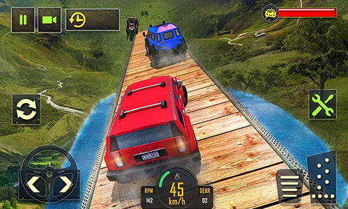 Downhill extreme driving 2017 screenshot 3