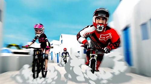 Hasil gambar untuk downhill master gameplay