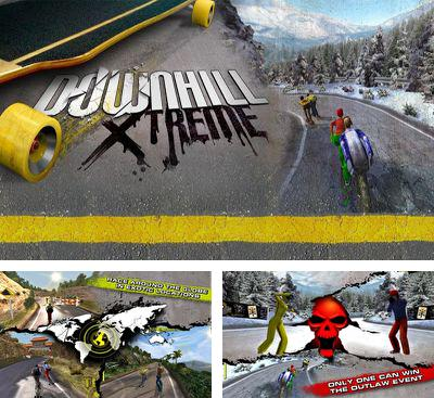 In addition to the game Downhill Xtreme for Android, you can download other free Android games for Assistant AP-755G.