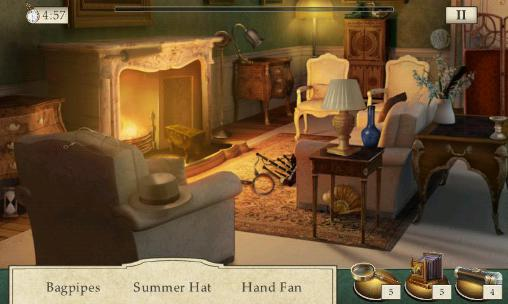 Screenshots von Downton abbey: Mysteries of the manor. The game für Android-Tablet, Smartphone.