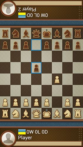Screenshots von Chess fusion für Android-Tablet, Smartphone.