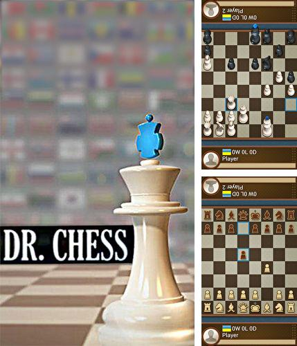 In addition to the game ChessBuddy for Android phones and tablets, you can also download Dr. Chess for free.