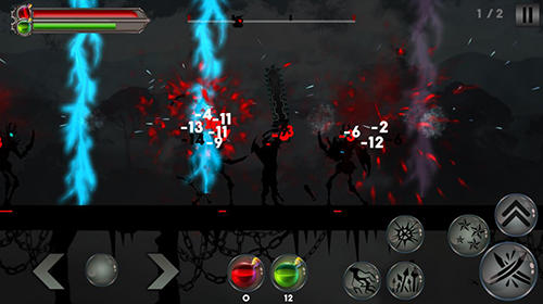 Screenshots von Dr. Darkness für Android-Tablet, Smartphone.