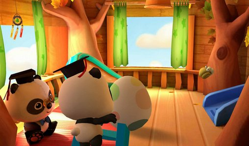 Dr. Panda and Toto's treehouse screenshot 1