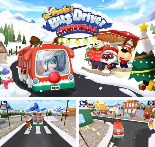 In addition to the game Toca: Kitchen for Android phones and tablets, you can also download Dr. Panda's bus driver: Christmas for free.