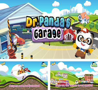 In addition to the game Toca: Kitchen for Android phones and tablets, you can also download Dr. Panda's Garage for free.