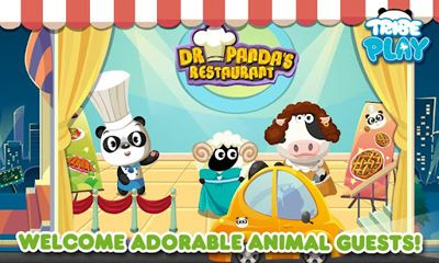 Dr. Panda's Restaurant screenshot 1