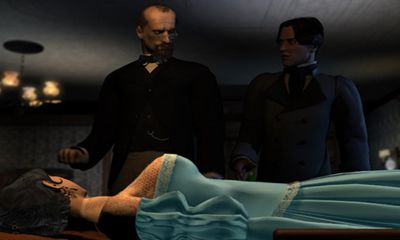 Dracula 1: Resurrection screenshot 1