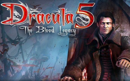 Dracula 5: The blood legacy HD poster