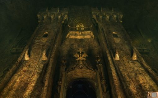 Dracula 5: The blood legacy HD screenshot 4