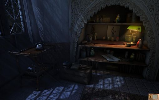 Dracula 5: The blood legacy HD screenshot 5