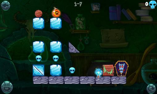 Screenshots von Dracula boom für Android-Tablet, Smartphone.