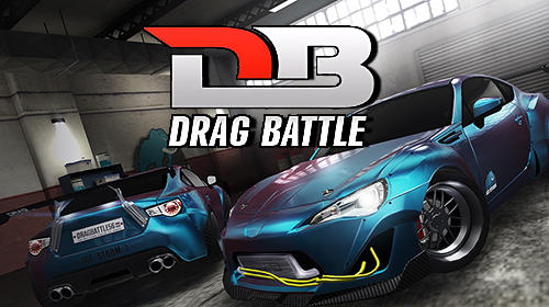 Drag battle: Racing poster