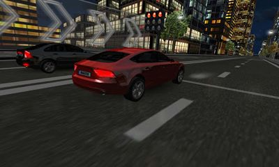 Screenshots do Drag Racing 3D - Perigoso para tablet e celular Android.