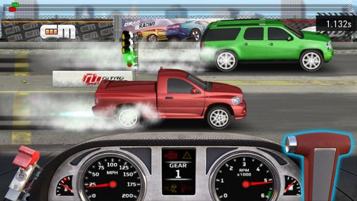 Drag racing 4x4 screenshot 1