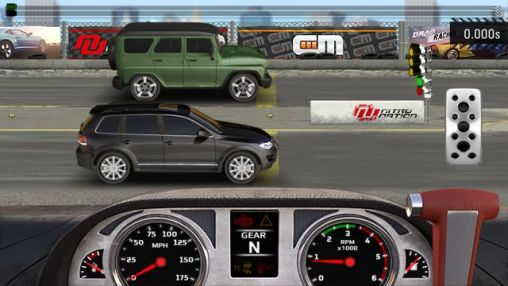 Drag racing 4x4 screenshot 2