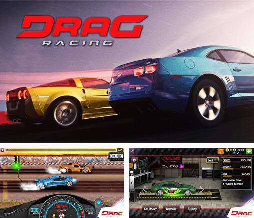 In addition to the game Drag Racing for Android phones and tablets, you can also download Drag racing: Club wars for free.