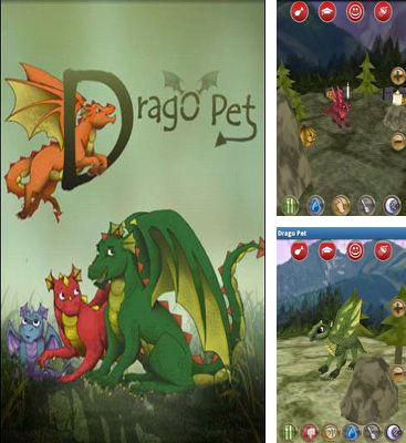 In addition to the game Burn Zombie Burn THD for Android phones and tablets, you can also download Drago Pet for free.