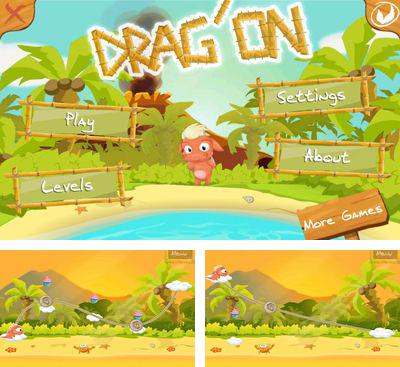 In addition to the game Daring Raccoon HD for Android phones and tablets, you can also download Drag'On for free.