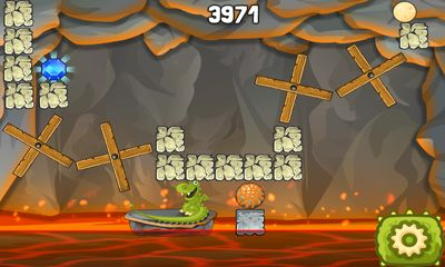 Screenshots of the Dragon Adventures for Android tablet, phone.