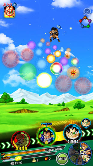 玩安卓版Dragon ball Z: Dokkan battle。免费下载游戏。