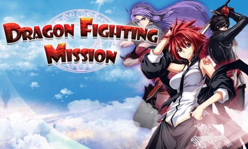 Dragon fighting mission RPG