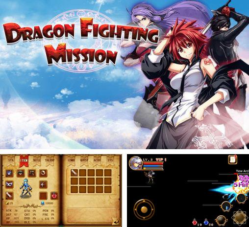 En plus du jeu WALL-E. Une Autre Histoire pour téléphones et tablettes Android, vous pouvez aussi télécharger gratuitement La mission de bataille du dragon RPG, Dragon fighting mission RPG.