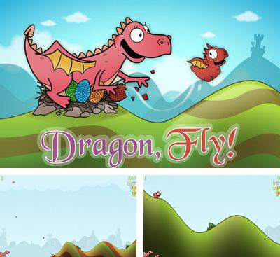In addition to the game Nutty Fluffies Rollercoaster for Android phones and tablets, you can also download Dragon, Fly! for free.