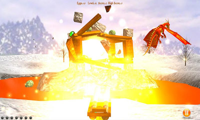 Dragon Frenzy screenshot 1