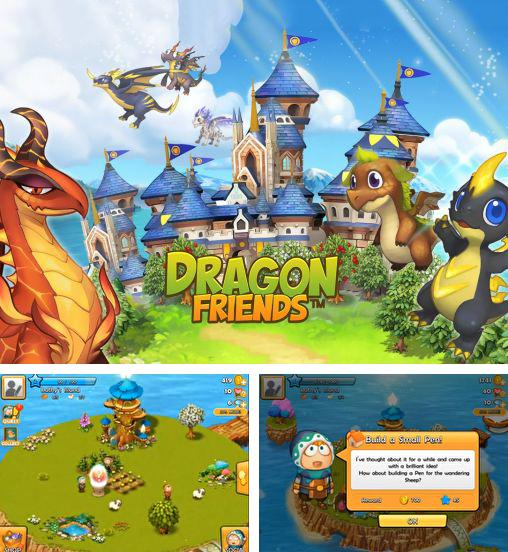 In addition to the game Little Dragons for Android phones and tablets, you can also download Dragon friends for free.