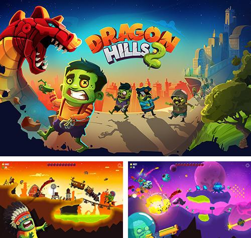 In addition to the game Dragon hills 2 for Android, you can download other free Android games for ASUS MeMO Pad 8 ME581CL.