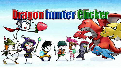Dragon hunter clicker poster