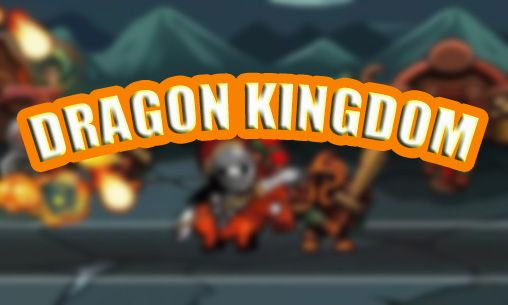 Dragon kingdom poster