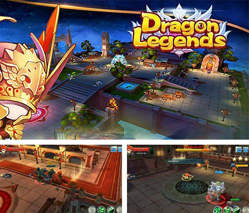 Dragon legends